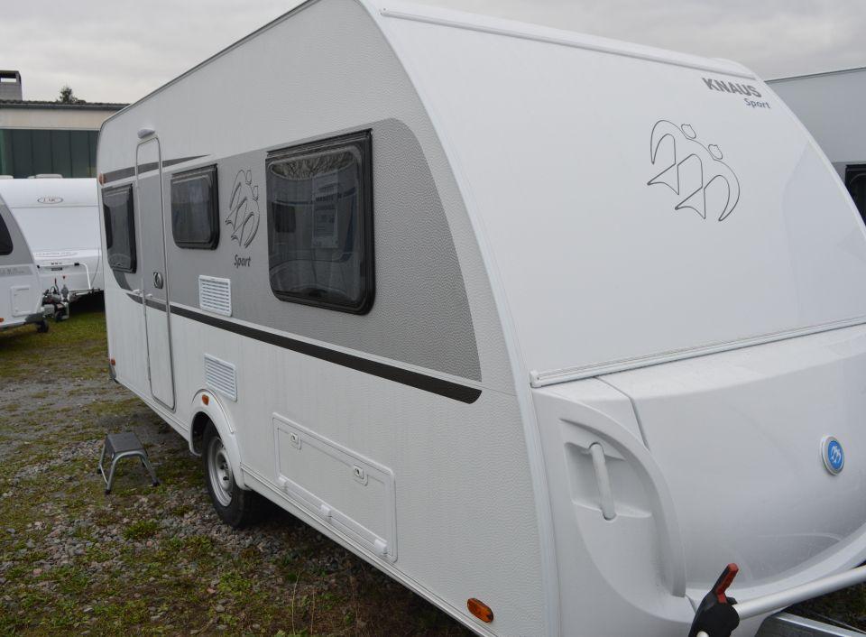 knaus sport 500 eu als pickup camper in otterstadt bei. Black Bedroom Furniture Sets. Home Design Ideas