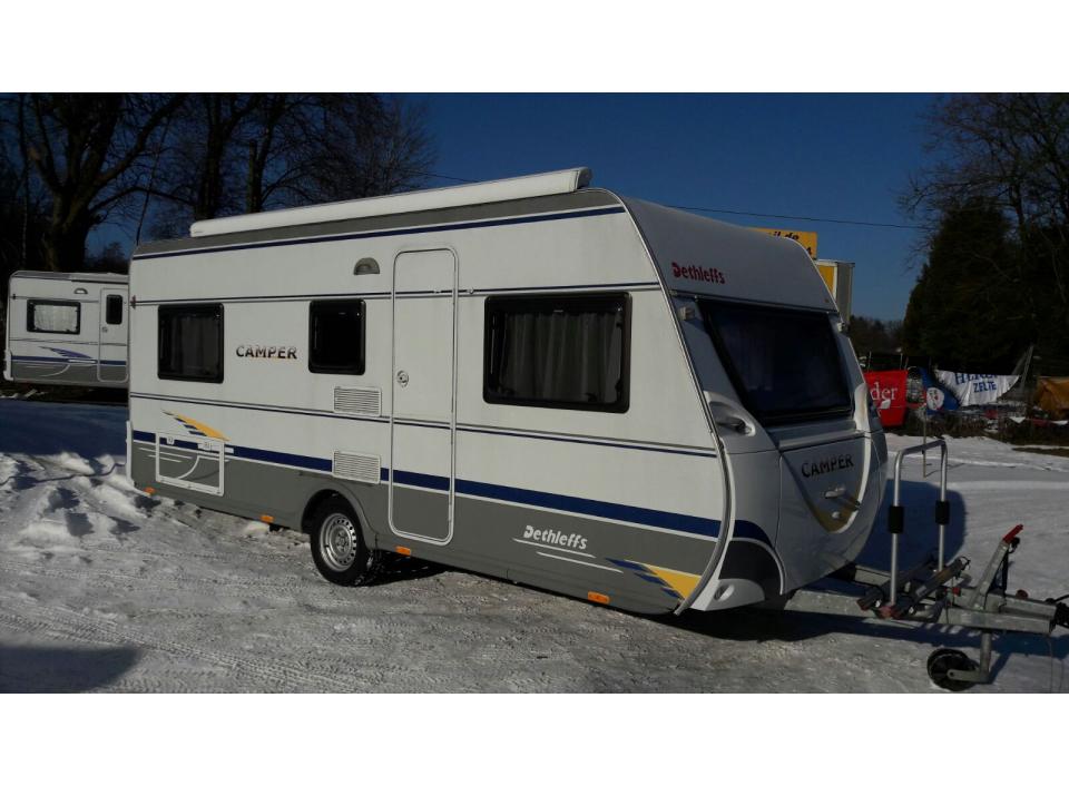 dethleffs camper 510 v als pickup camper in wuppertal. Black Bedroom Furniture Sets. Home Design Ideas