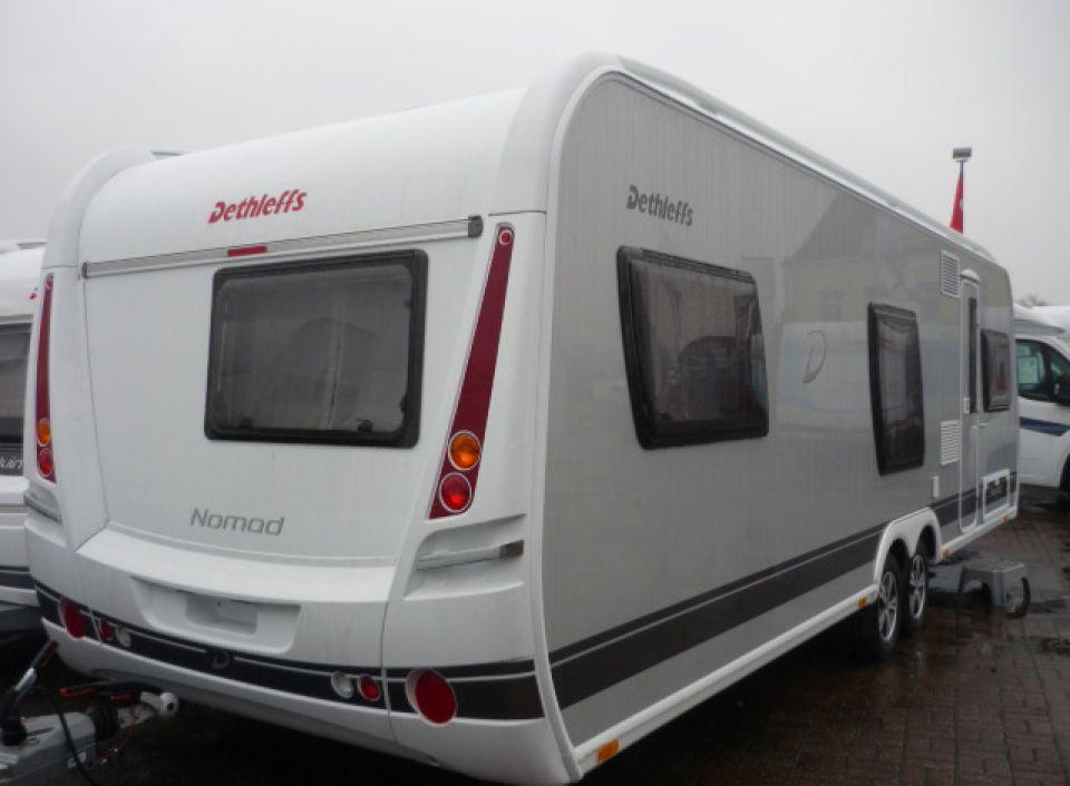 dethleffs nomad 740 rfk als pickup camper in m lheim an der ruhr bei. Black Bedroom Furniture Sets. Home Design Ideas