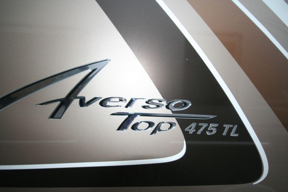 Bürstner Averso Top 475 TL Einzelbetten/Leder - Bild 3