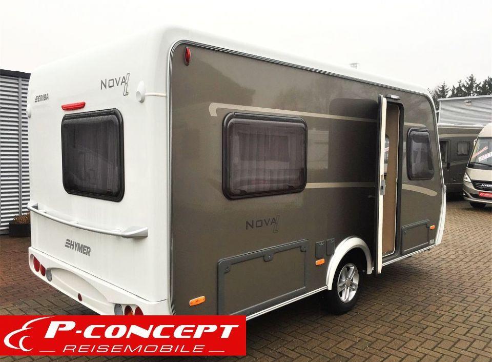 hymer eriba nova light 465 als pickup camper in. Black Bedroom Furniture Sets. Home Design Ideas
