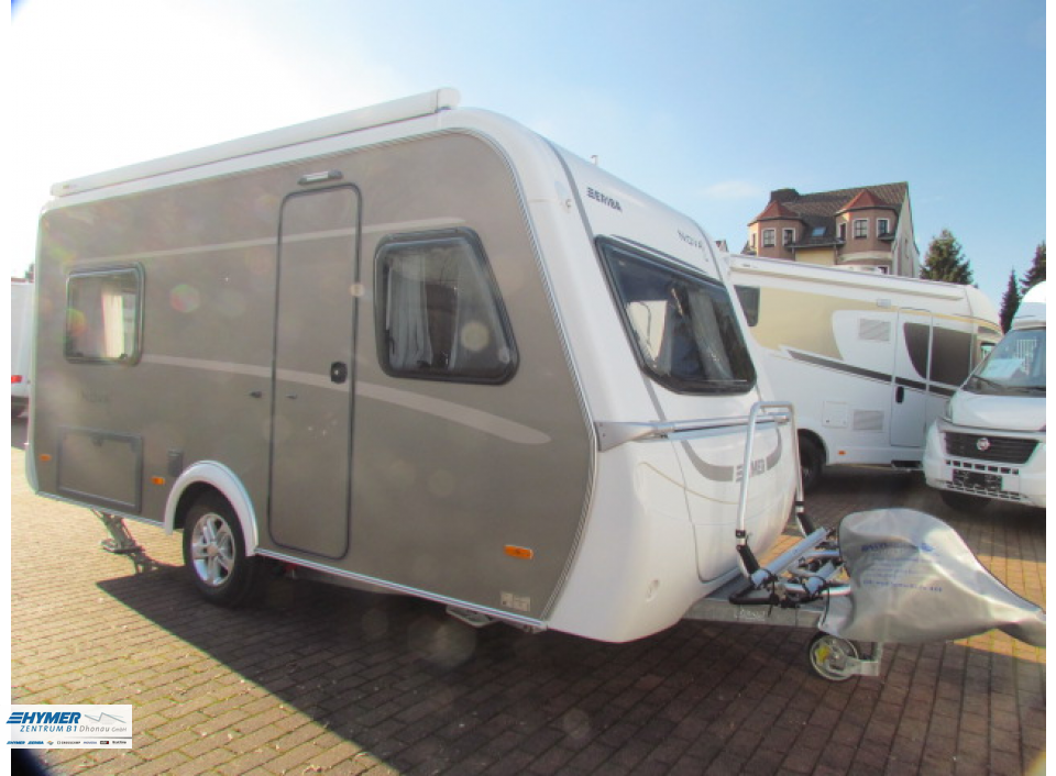 Hymer Eriba Nova Light 465 Als Pickup Camper In M Lheim An