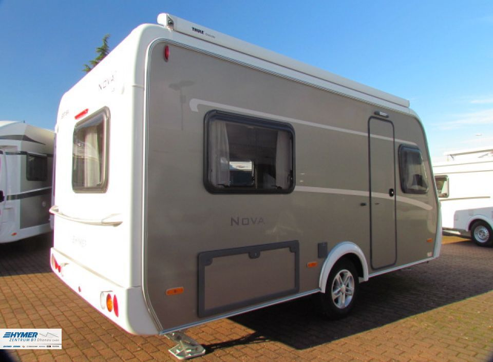 Hymer Eriba Nova Light 465 Als Pickup Camper In M Lheim
