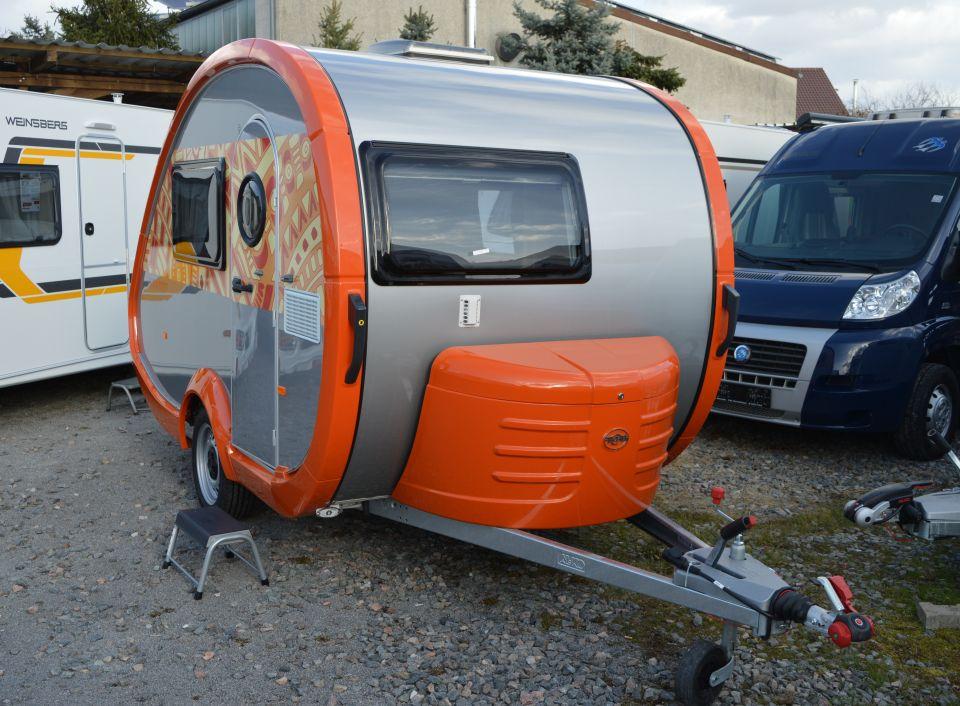 T@B 320 RS als Pickup-Camper in Schifferstadt bei caraworld.de