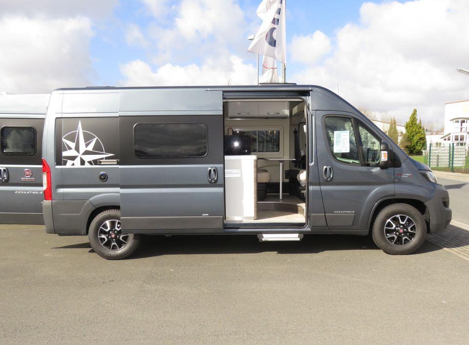 westfalia columbus 600 d als kastenwagen in warendorf bei. Black Bedroom Furniture Sets. Home Design Ideas