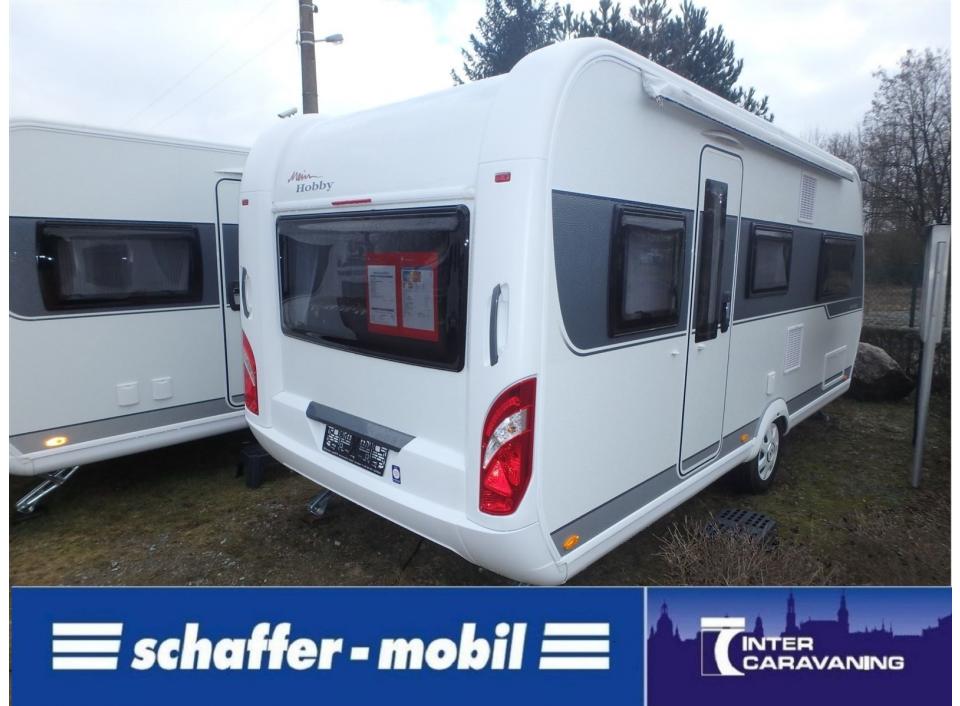 Hobby De Luxe 495 Ul Als Pickup Camper In Dresden Bei