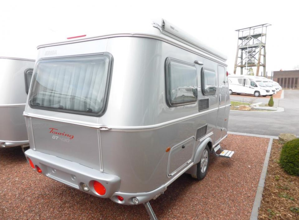hymer eriba touring triton 430 als pickup camper in dortmund bei. Black Bedroom Furniture Sets. Home Design Ideas