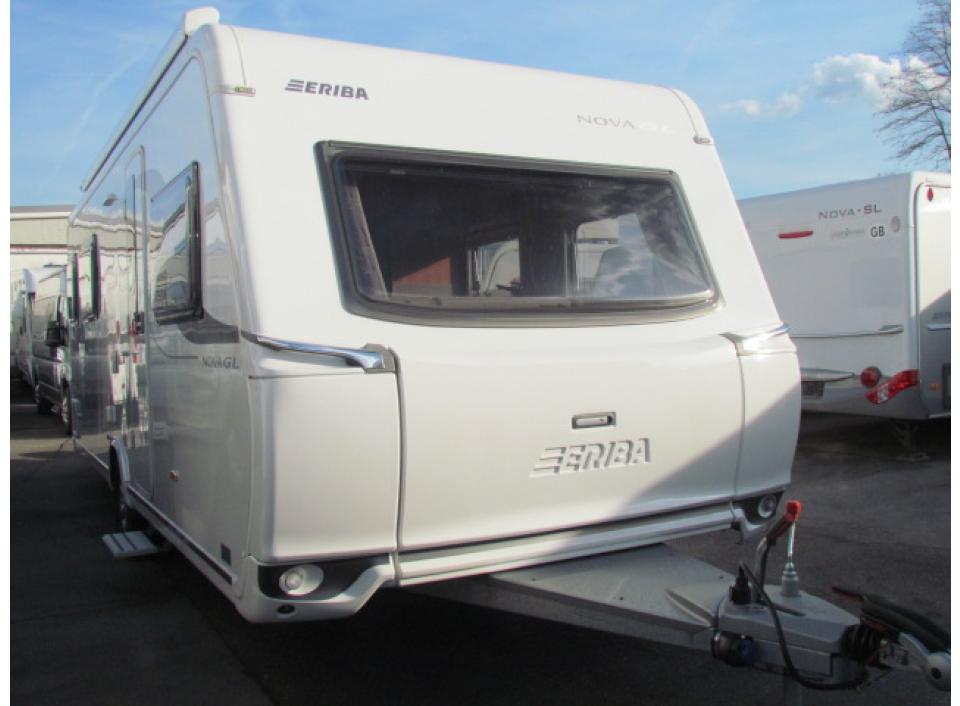 Hymer Eriba Nova Gl 585 Als Pickup Camper In M Lheim An