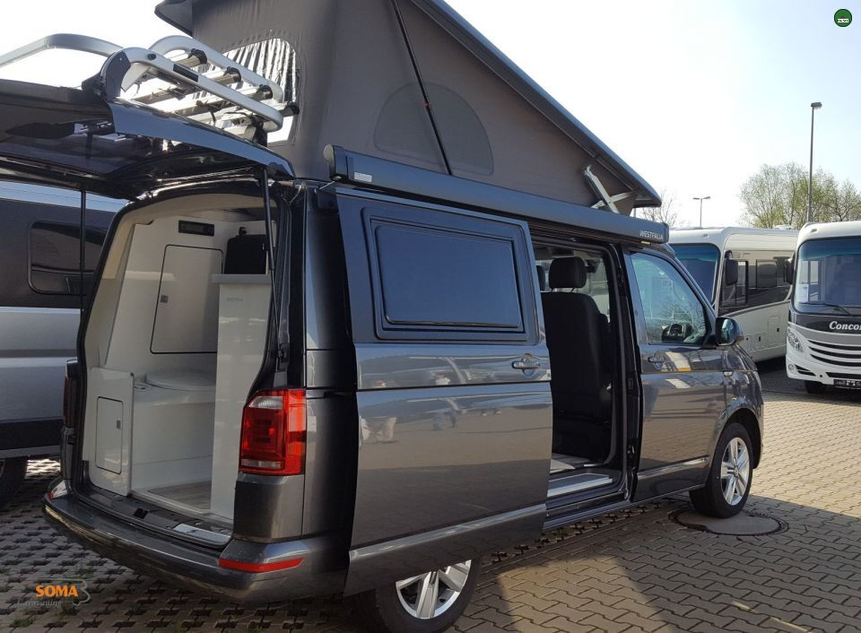 westfalia club joker city t6 als kastenwagen in bremen bei. Black Bedroom Furniture Sets. Home Design Ideas