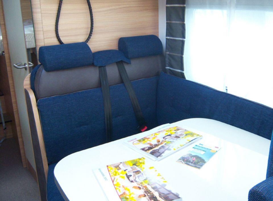 Dethleffs Globebus I 6 Als Integrierter In Naumburg Bei