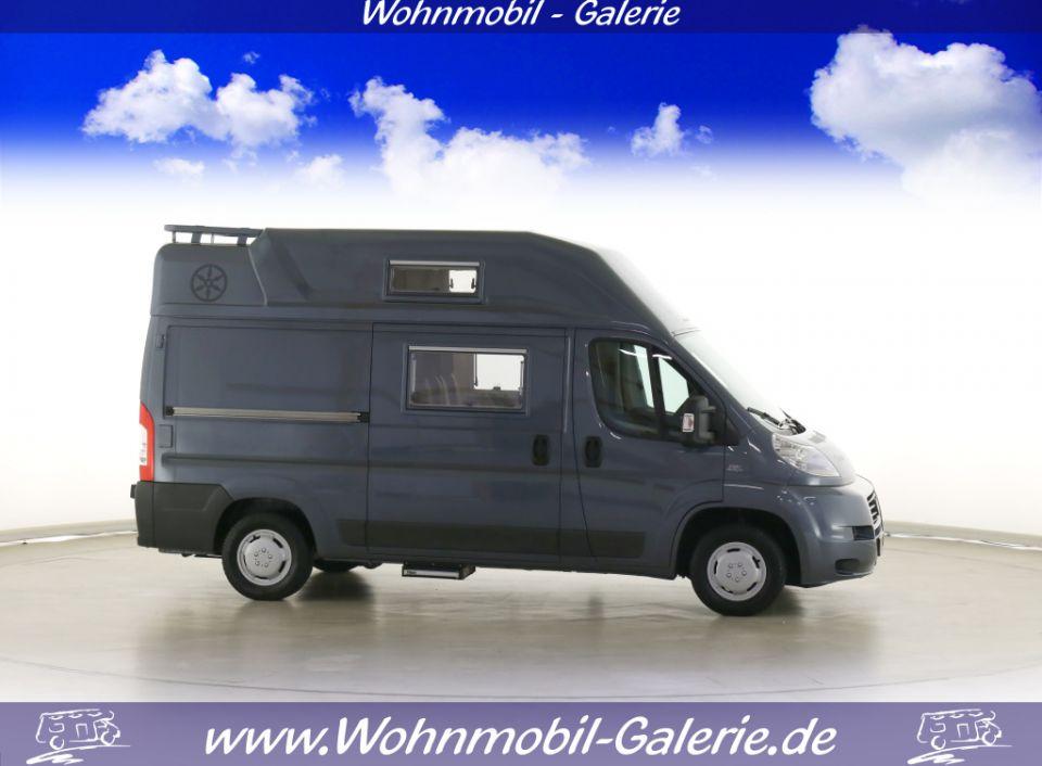 karmann mobil dexter 550 als kastenwagen in hohenaspe bei. Black Bedroom Furniture Sets. Home Design Ideas