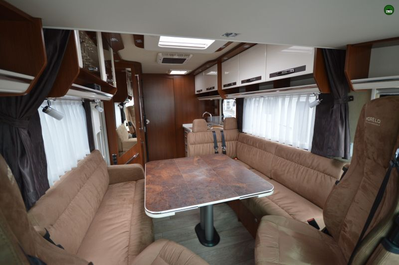 Fahrzeugdetail Morelo First Class Reisemobile
