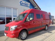Hymer Eriba Grand Canyon S Mod. 2017 - Automatik, 163 PS