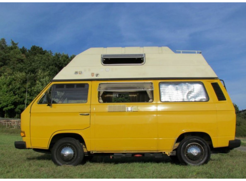 vw custom bus vw t5 als pickup camper bei. Black Bedroom Furniture Sets. Home Design Ideas