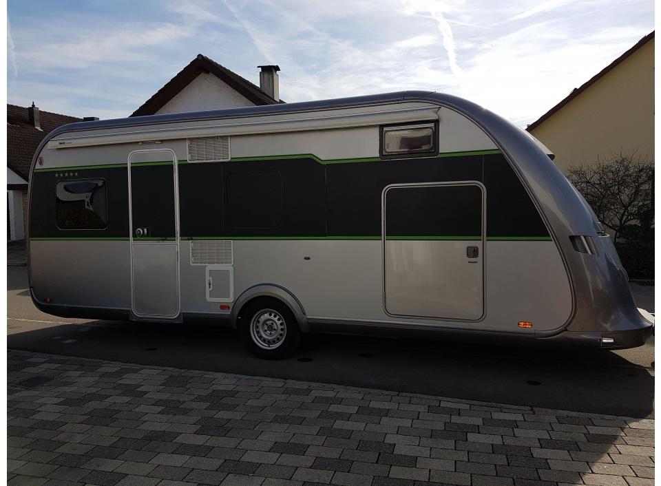 Tabbert Paganini 655 df - Wohnwagen / Caravan