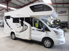 Chausson Flash C 514   MODELL 2017 / 170PS / VIP - PAKET