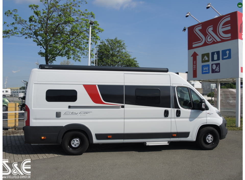 B Rstner City Car C 640 Als Kastenwagen In Dortmund Bei