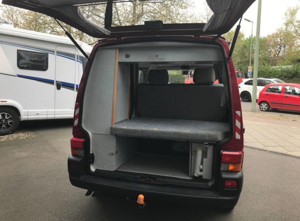 vw california coach als kastenwagen in berlin bei. Black Bedroom Furniture Sets. Home Design Ideas