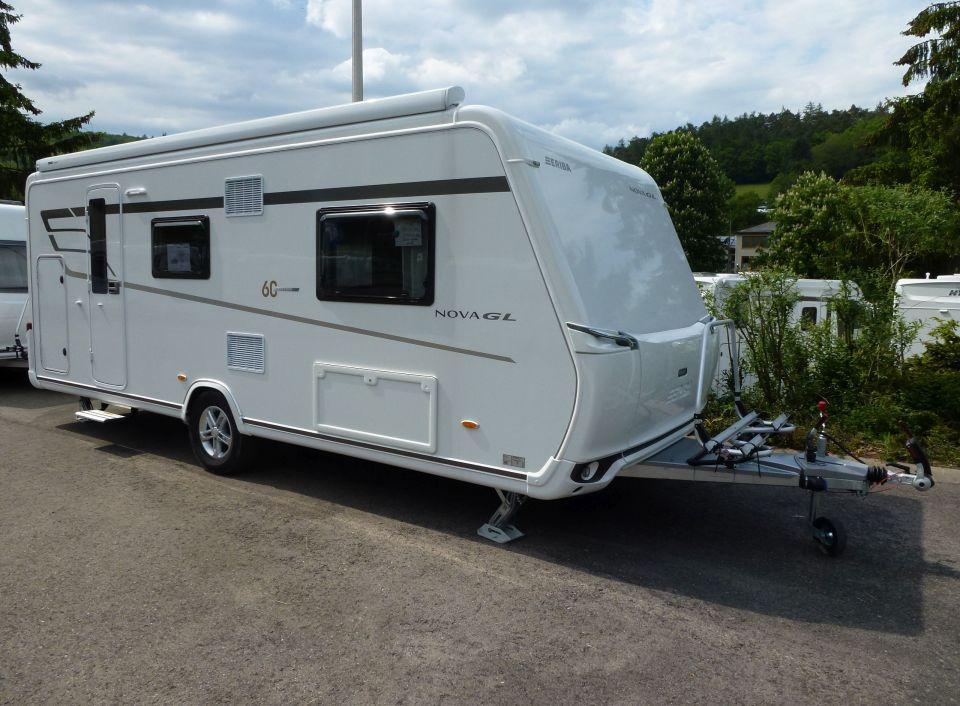 hymer eriba nova gl 560 edition 60 jahre als pickup camper. Black Bedroom Furniture Sets. Home Design Ideas