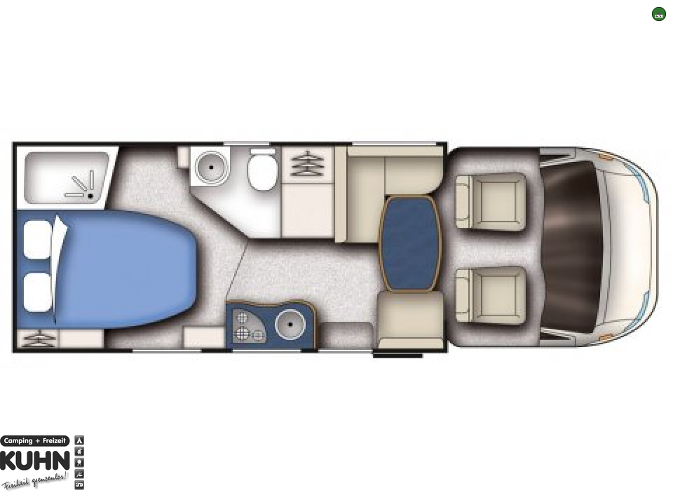 rapido serie 6 690 f als teilintegrierter in offenburg bei. Black Bedroom Furniture Sets. Home Design Ideas