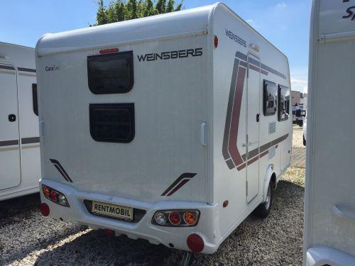 Weinsberg CaraTwo 400 LK mit Stockbetten