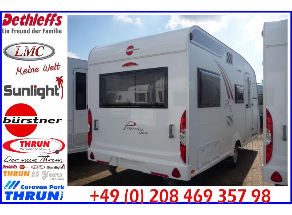 b rstner premio plus 440 tk als pickup camper in m lheim. Black Bedroom Furniture Sets. Home Design Ideas