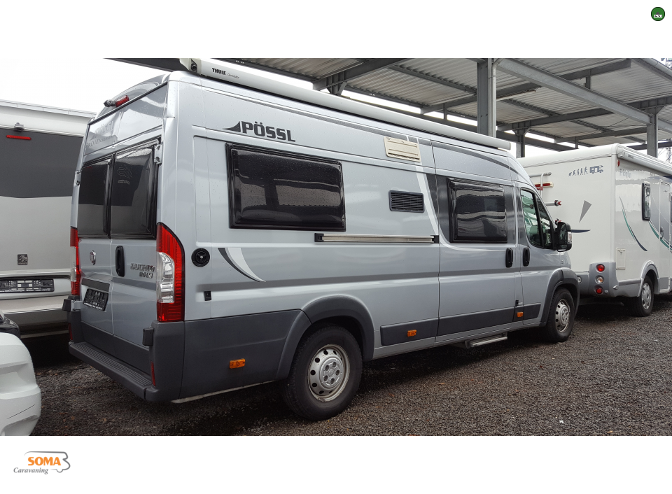 P Ssl Roadcruiser Maxi Als Kastenwagen In Bremen Bei