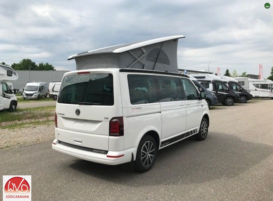 vw t6 coast als kastenwagen in freiburg hochdorf bei. Black Bedroom Furniture Sets. Home Design Ideas