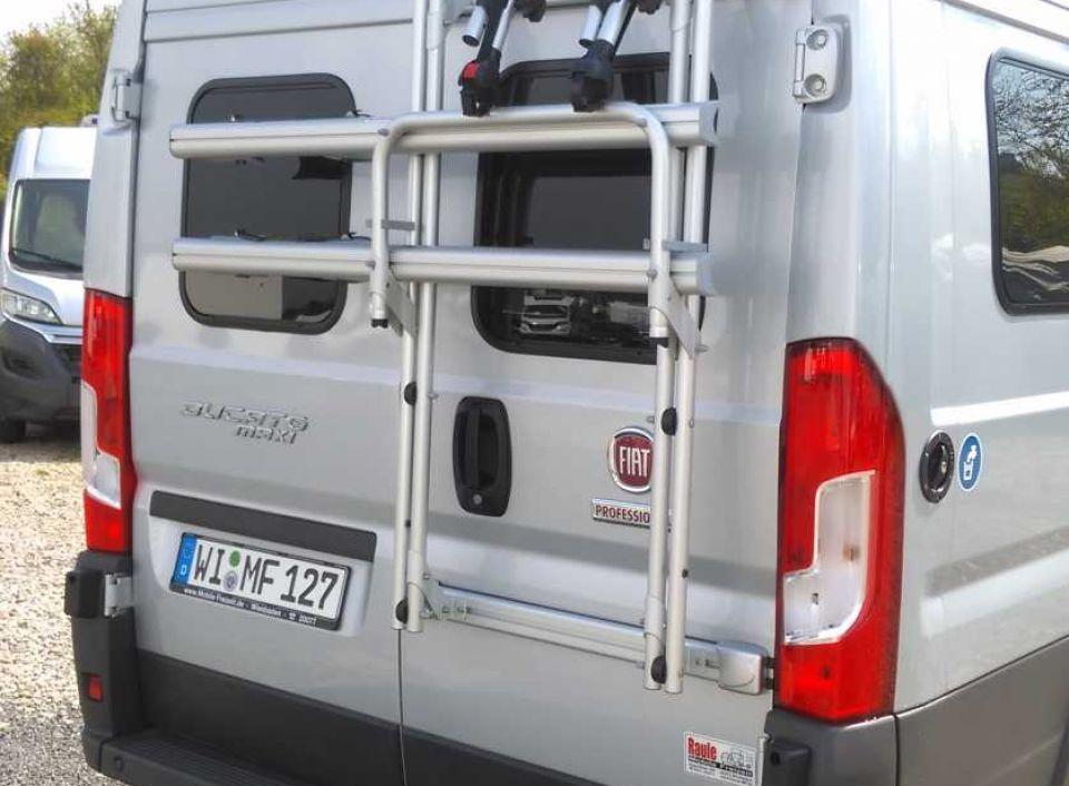 globecar campscout campscout als kastenwagen in wiesbaden. Black Bedroom Furniture Sets. Home Design Ideas