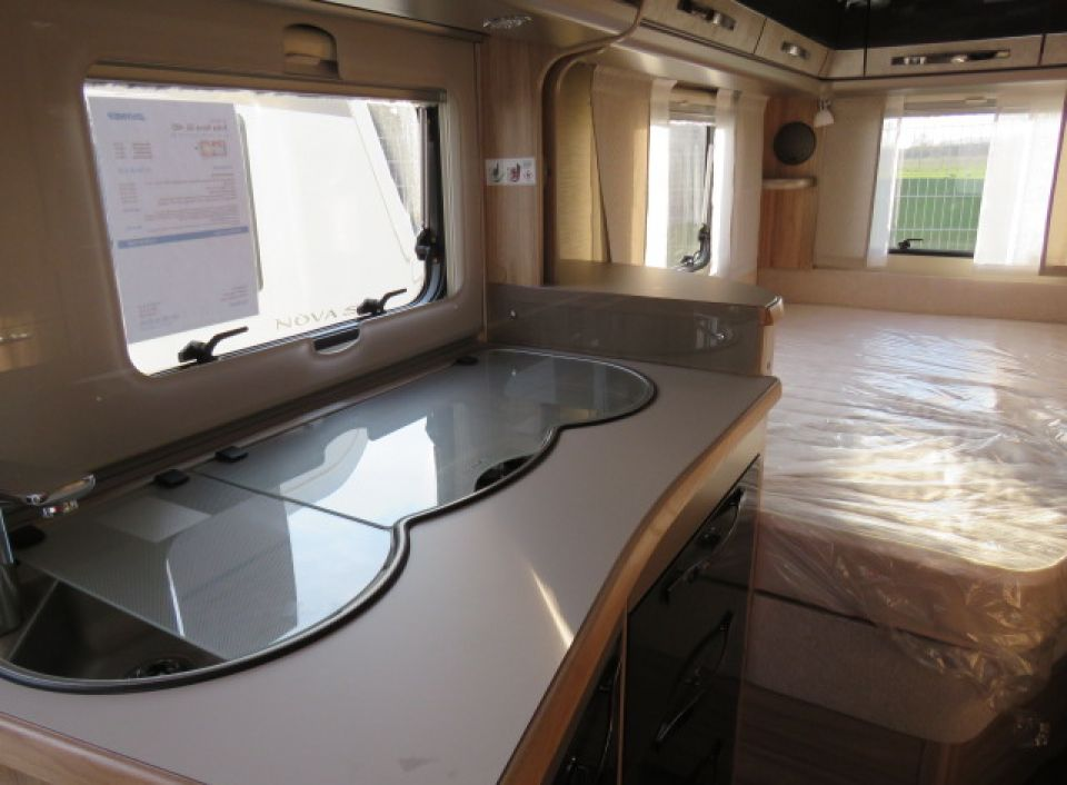 hymer eriba nova gl 485 als pickup camper in malsch karlsruhe bei. Black Bedroom Furniture Sets. Home Design Ideas