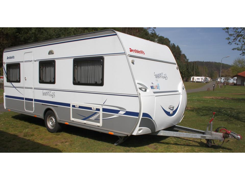 dethleffs summer edition 08 500 db als pickup camper in trippstadt bei. Black Bedroom Furniture Sets. Home Design Ideas