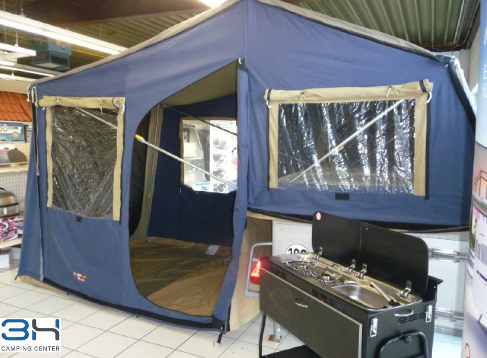 trigano dingo tec zenith als pickup camper in heinsberg. Black Bedroom Furniture Sets. Home Design Ideas