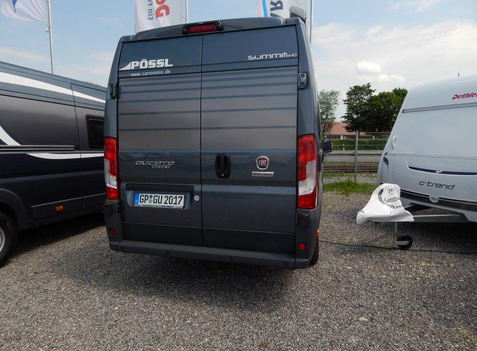P Ssl H Line Summit 640 Als Kastenwagen In Dettingen Teck