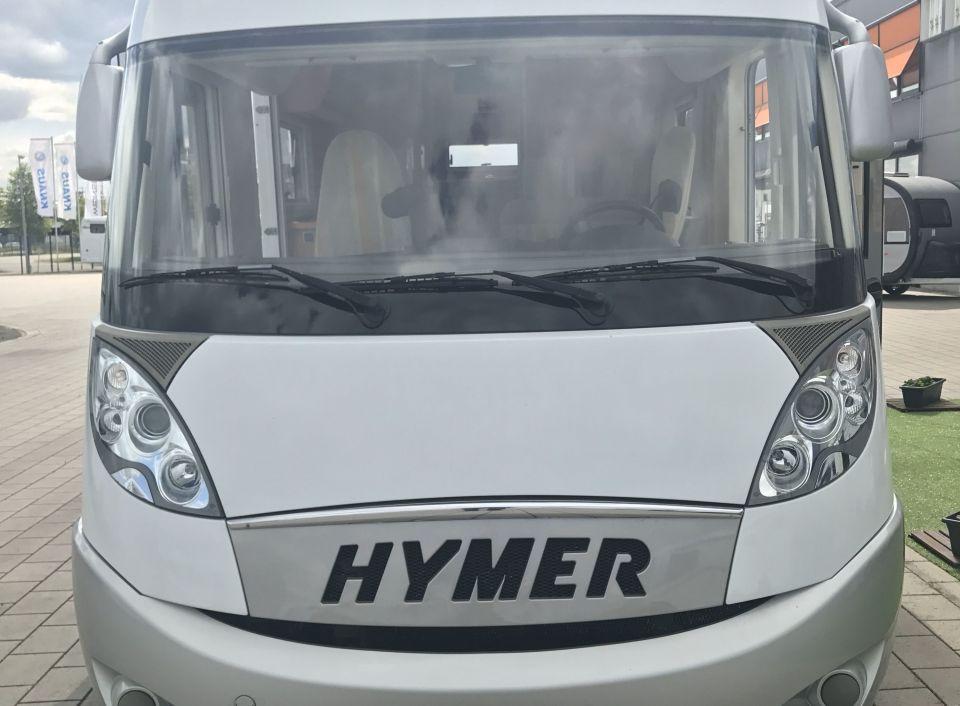Hymer BKlasse SL 524 als Integrierter in Wietmarschen