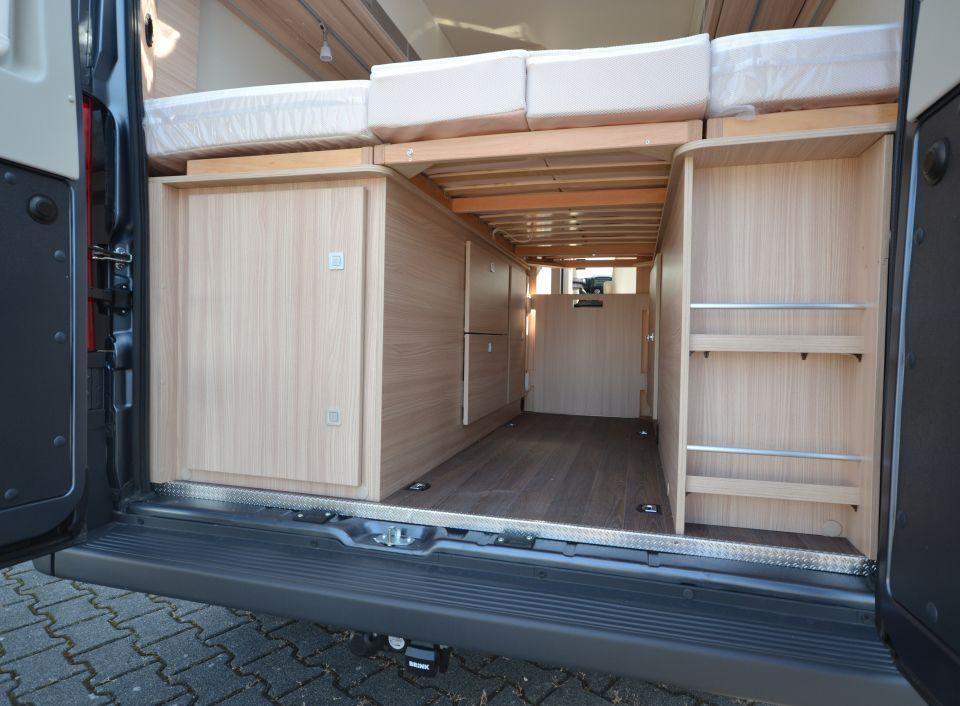 B Rstner City Car C 602 Als Kastenwagen In Rheine Bei