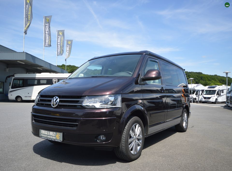 vw california comfortline t5 generation als kastenwagen in. Black Bedroom Furniture Sets. Home Design Ideas