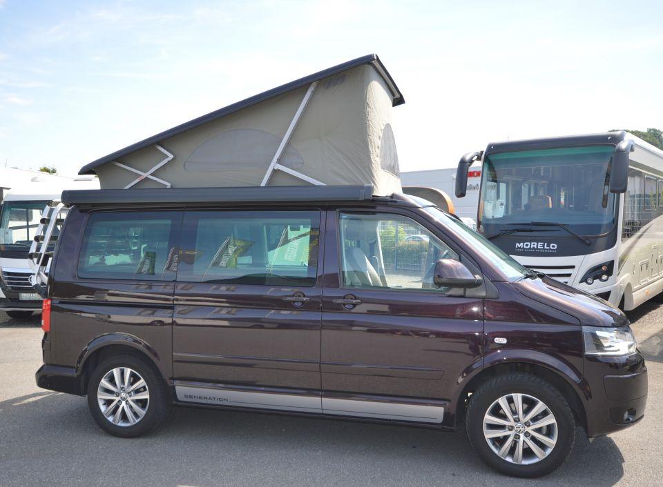 vw california comfortline t5 generation als kastenwagen in. Black Bedroom Furniture Sets. Home Design Ideas