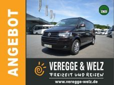 VW California Comfortline T5 Generation Aussenfarbe Black Berry
