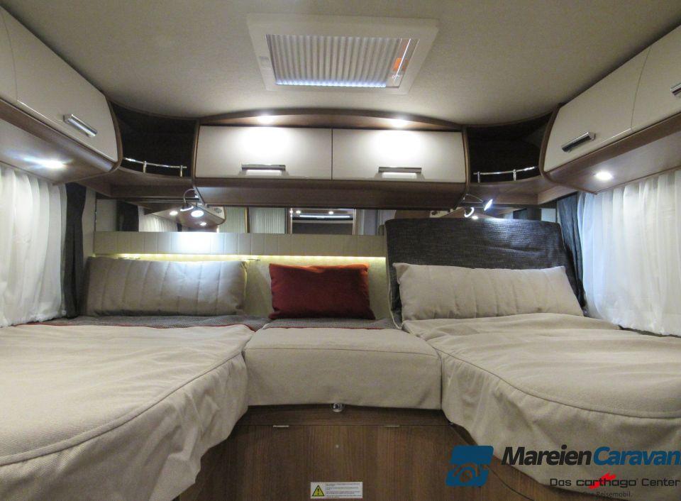 carthago c tourer i 144 le als integrierter in aldenhoven bei. Black Bedroom Furniture Sets. Home Design Ideas