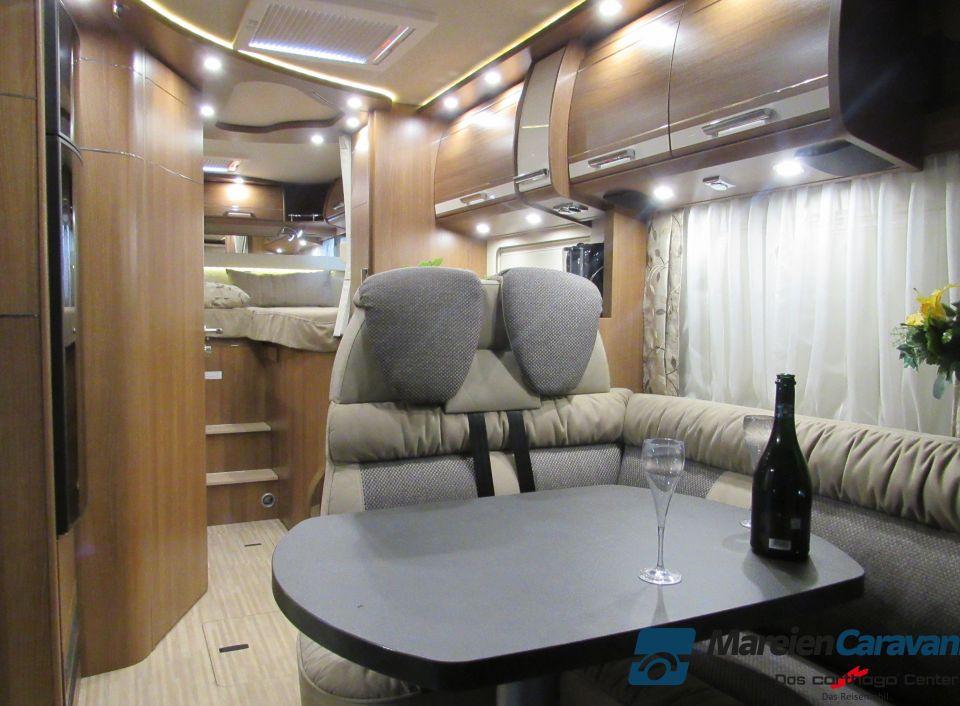 carthago c tourer i 148 als integrierter in aldenhoven bei. Black Bedroom Furniture Sets. Home Design Ideas