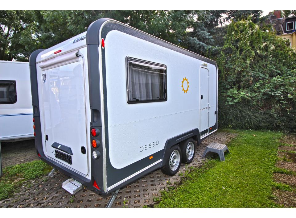 Knaus Deseo Transport Plus als Pickup-Camper in Bochum bei