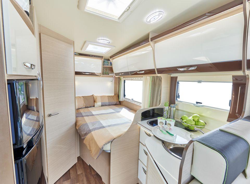 forster t 637 sb als teilintegrierter in kirchberg bei. Black Bedroom Furniture Sets. Home Design Ideas