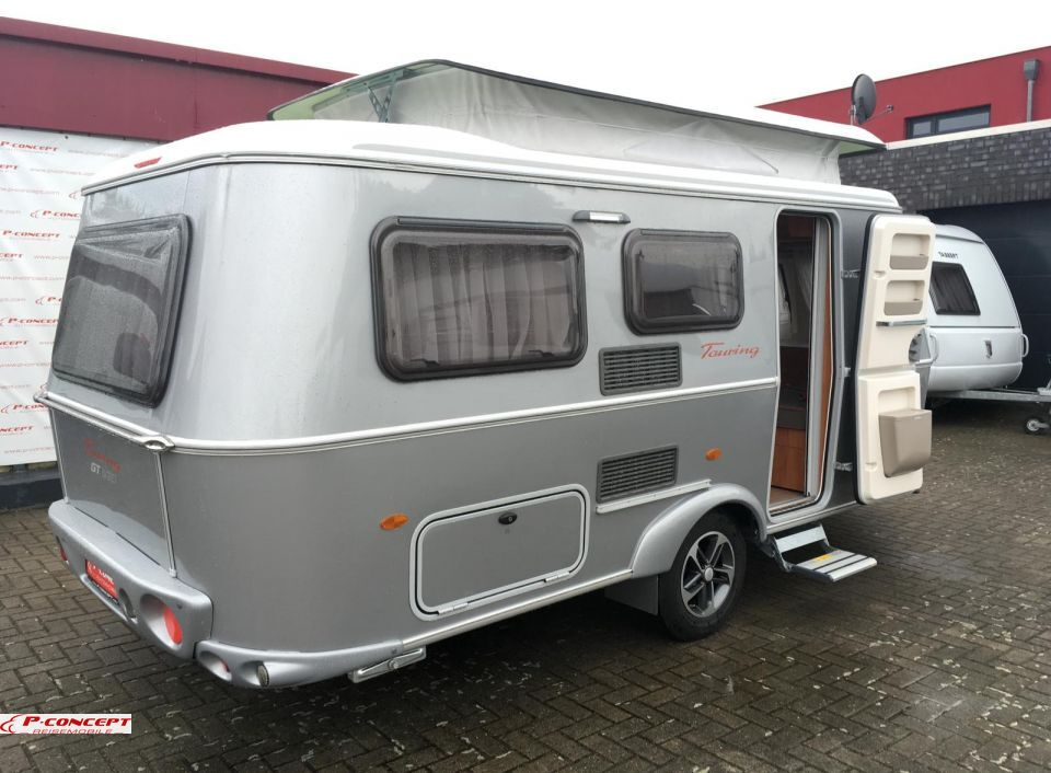 hymer eriba touring troll 530 als pickup camper in. Black Bedroom Furniture Sets. Home Design Ideas