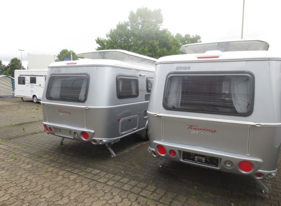 hymer eriba touring troll 550 gt als pickup camper in. Black Bedroom Furniture Sets. Home Design Ideas