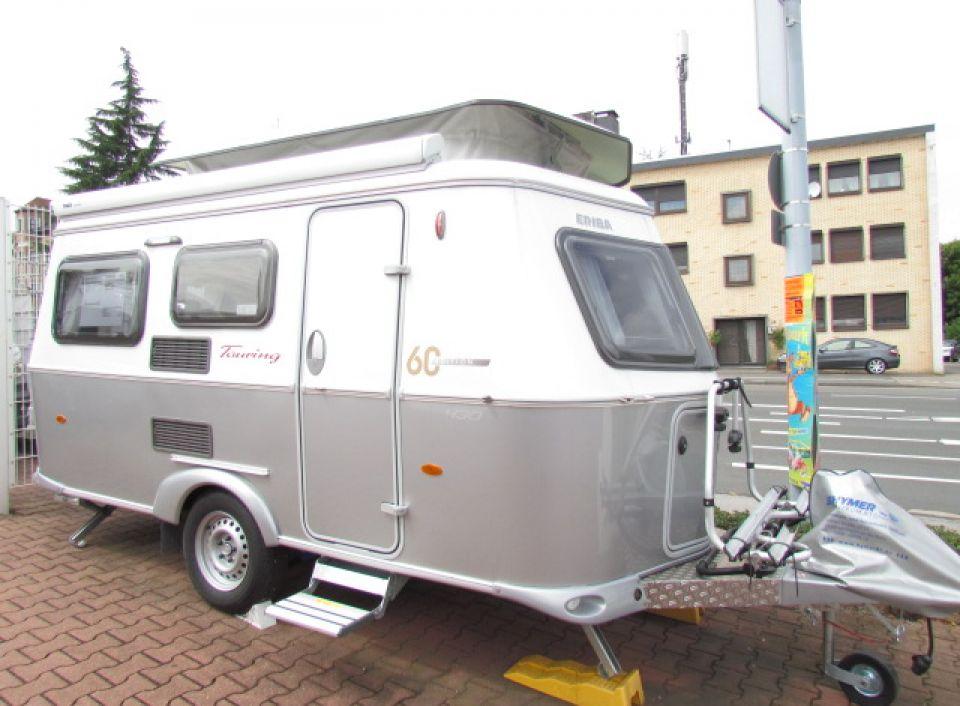 Hymer Eriba Touring Triton 430 60 Edition Als Pickup