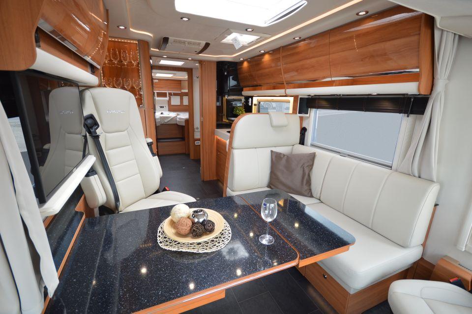 concorde charisma 900 ls als integrierter in polch bei. Black Bedroom Furniture Sets. Home Design Ideas