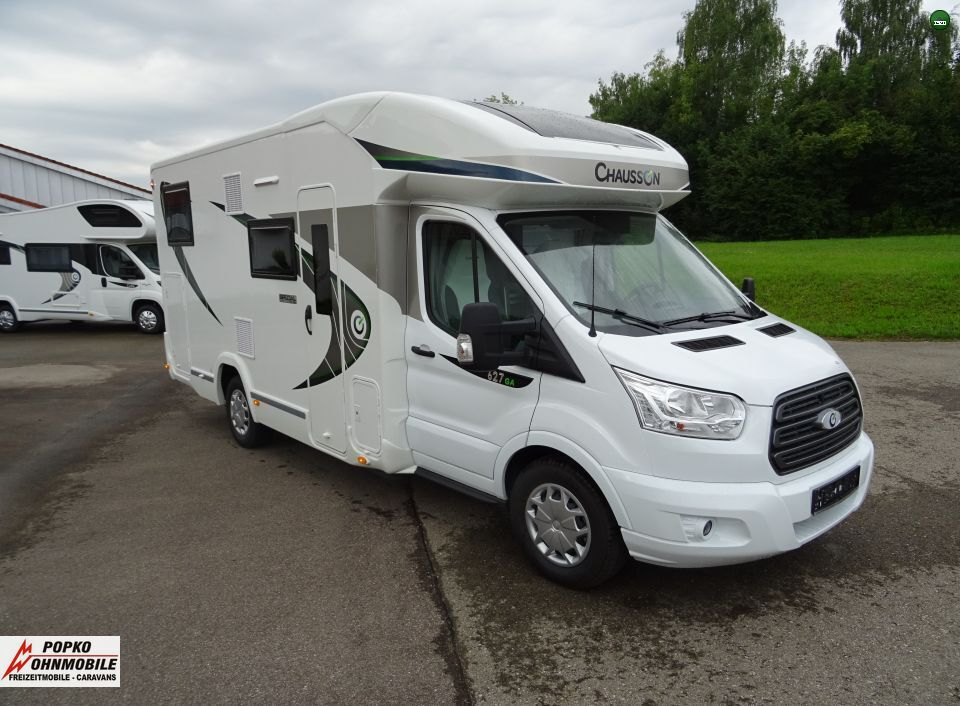 Chausson Flash 627GA Spezial Edition-18 - Bild 1