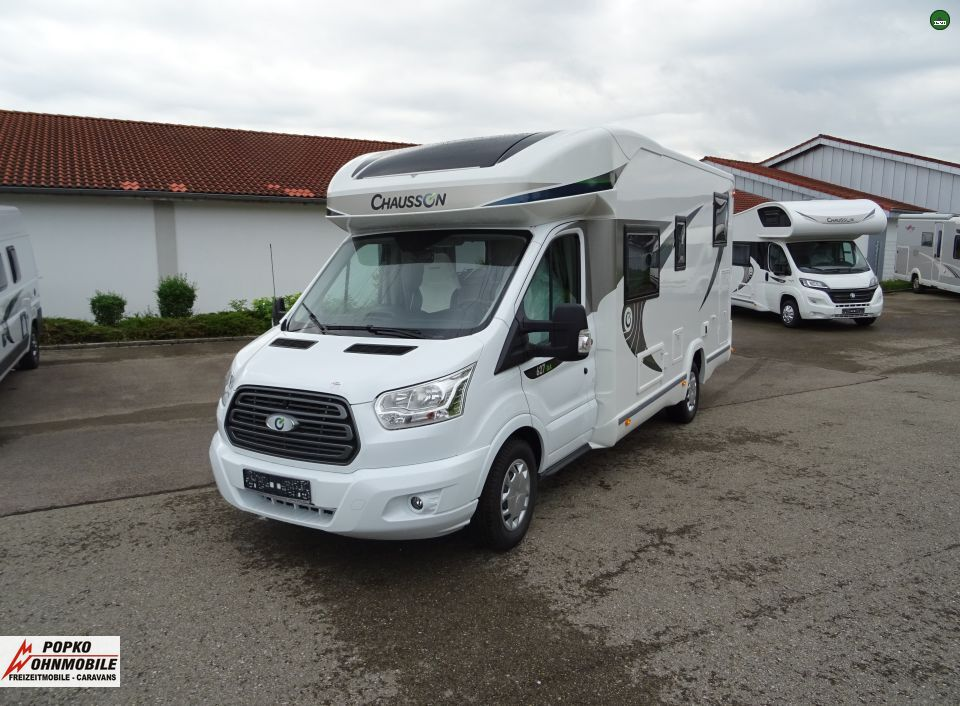 Chausson Flash 627GA Spezial Edition-18 - Bild 4