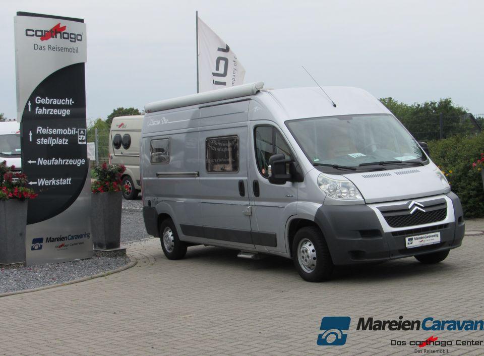 Bavaria Camp Marino Due 600 Als Kastenwagen In Aldenhoven