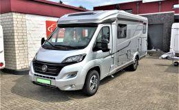 Hymer Exsis-t 588 Facelift *Mietwagenschnäppchen 2020*